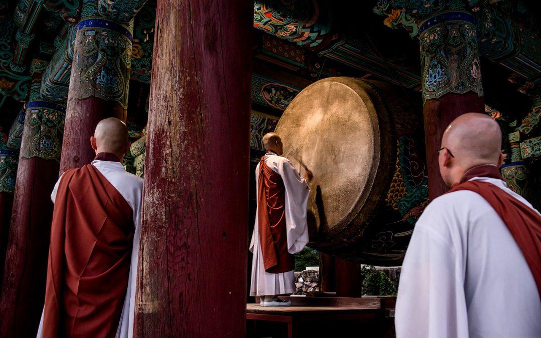 Life of Piety: A Photographic Portrait of Haeinsa, South Korea