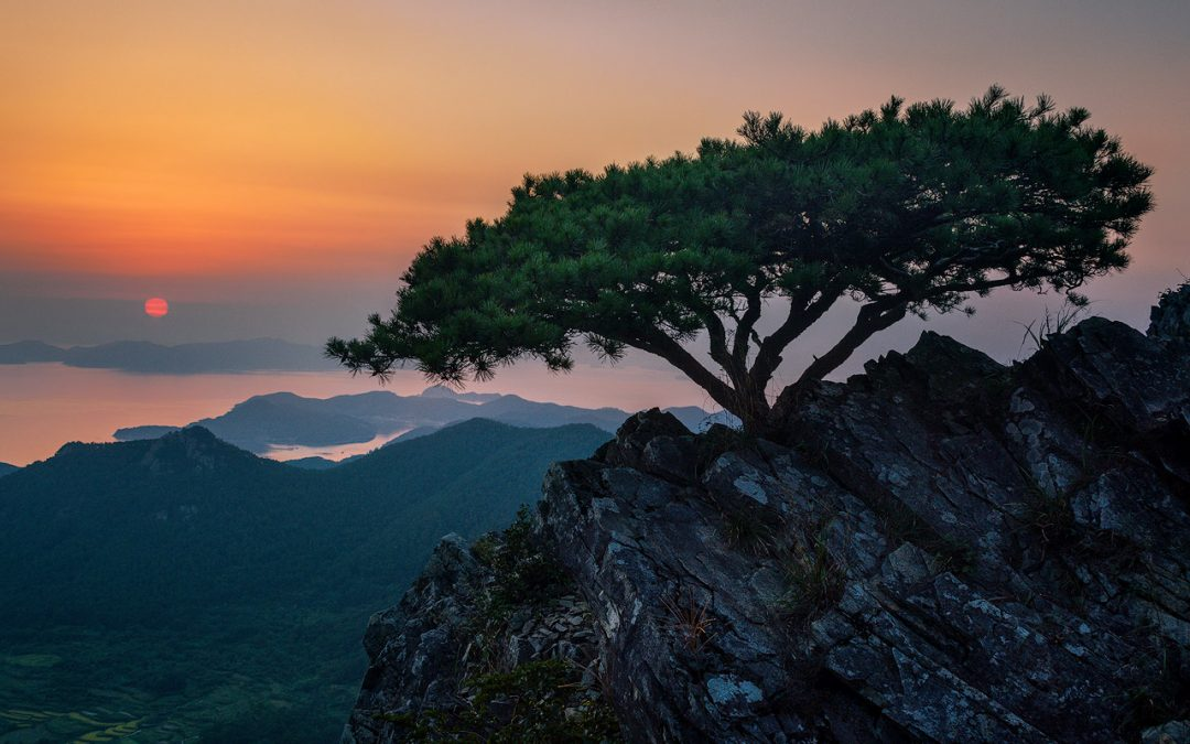 Korea from the Clouds: Images from Korea's Mountains